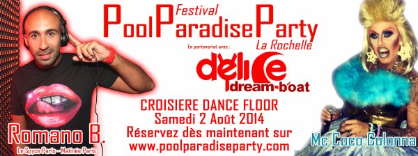 Festival Pool Paradise Party 2014