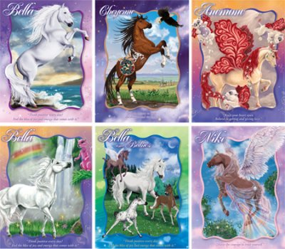 Les chevaux bella sara
