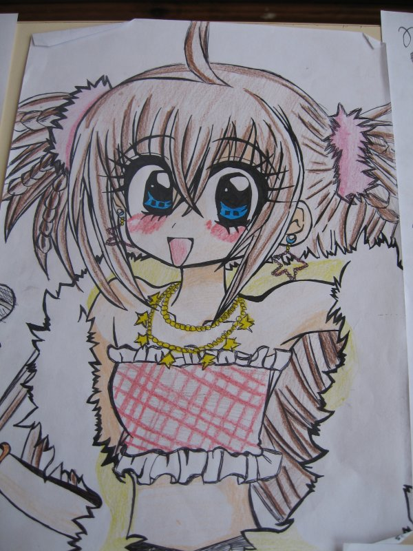 Dessin kilari tsukishima blog de black alice - Kilari dessin ...