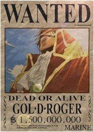 Gold Roger......Seigneur des pirates :D