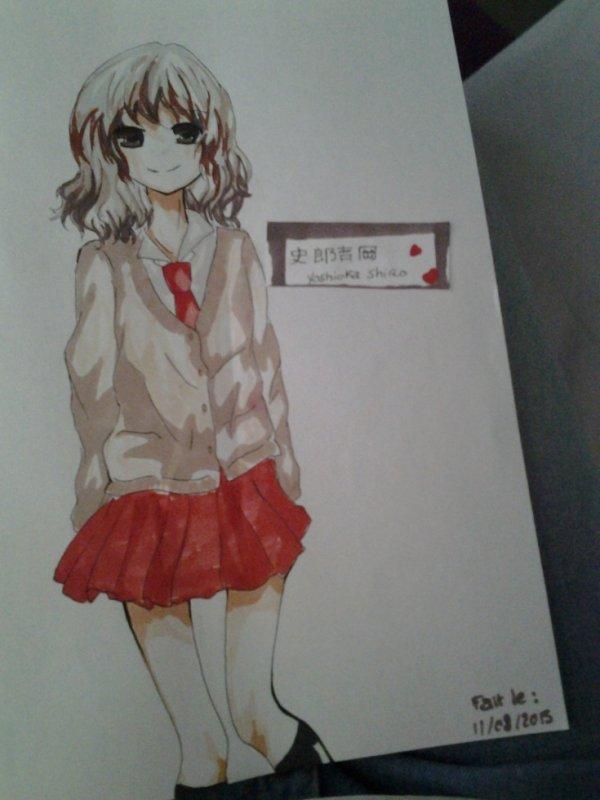 Yoshioka shiro?dessin