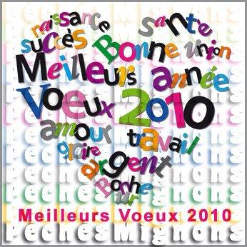 Bonne année tous le monde