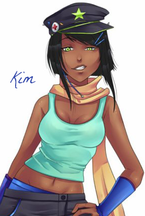 Violette | Kim
