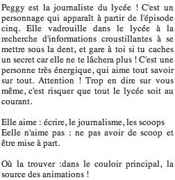Peggy | Rosalya