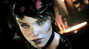 Catwoman ARKHAM KNIGHT