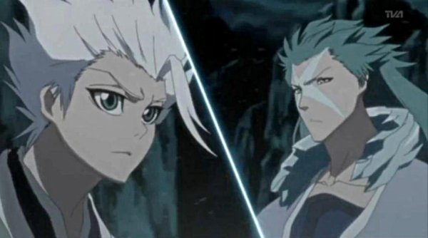 HYORINMARU en BANKAI ♥
