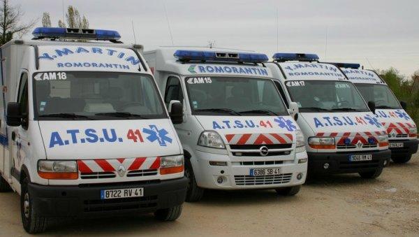 Moyens disponible pour le SAMU (Urgences vitales)
