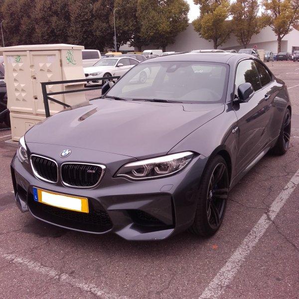 // BMW M2 //