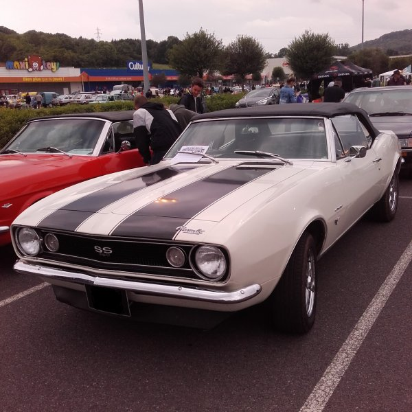 // ARTICLE SPECIALE VOITURE AMERICAINE //