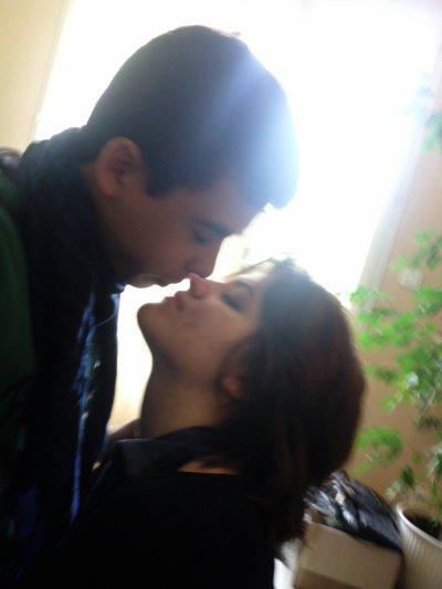 je t'aime mon roméo XD