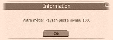 Paysans 100², kamas