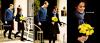 """* 06/12/12 : Kate quittait l'hôpital """"The King Edwards VII"""" en compagnie de son mari, William.*"""