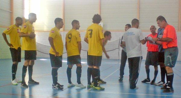 Championnat Régional Futsal / 2ème journée : Défaite amère pour Cannes Futsal