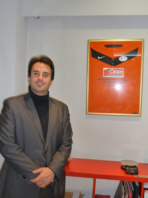 ZOOM SUR ORPI  ACTION CANNES PARTENAIRE OFFICIEL DE CANNES FUTSAL