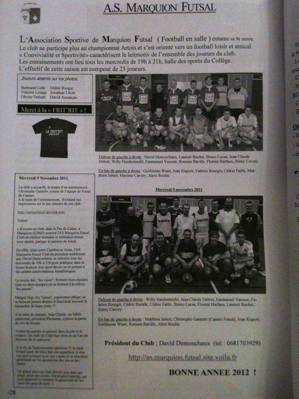 ARTICLE JOURNAL PAS DE CALAIS