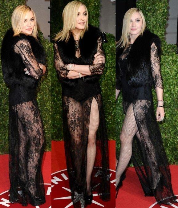 ....Madonna reçoit un oscar d'honneur pour W.E....
