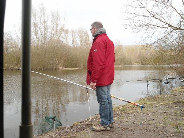 Pas le moment d'aller pêcher !!!!!