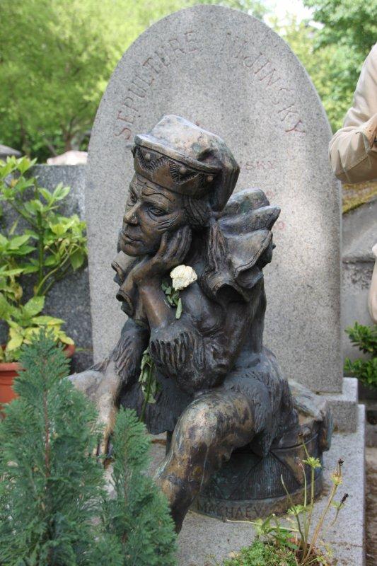 Après le Père Lachaise, le cimetière Montmartre