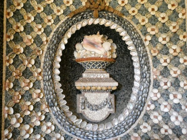Visite à Rambouillet : la chaumière aux coquillages