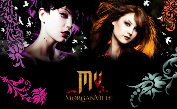 Vampire City (les vampires de Morganville), Rachel Caine