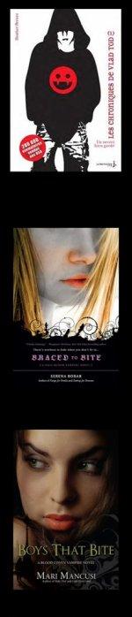 """Vampires - """"une ado qui lit des histoires de vampires doit-elle aller direct chez le psy ?"""""""