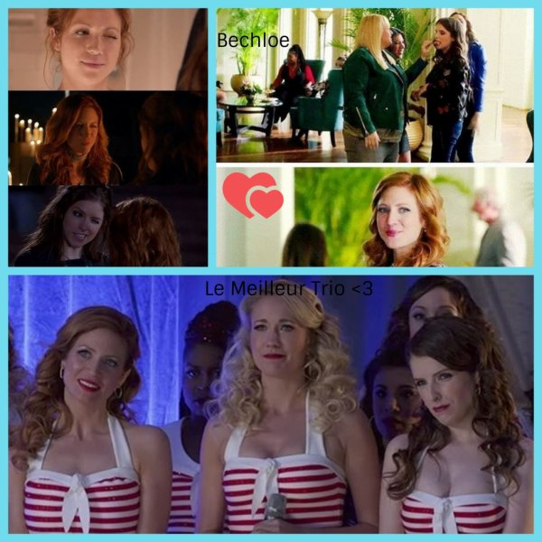 Petit Collage perso Bechloe