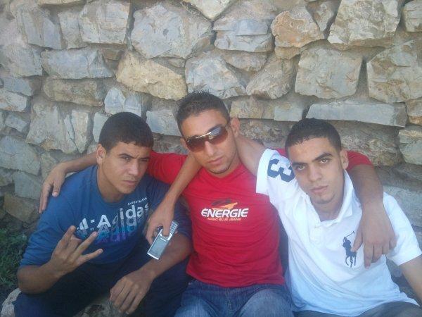 mohammed et moi et salim