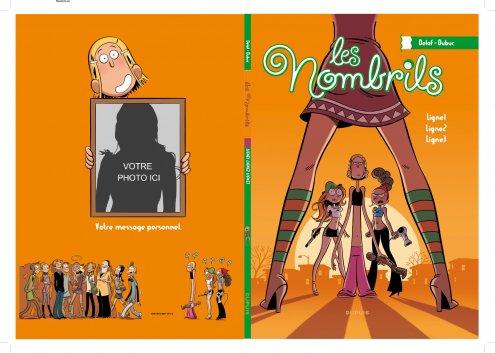 Bd Les Nombrils personnalisées