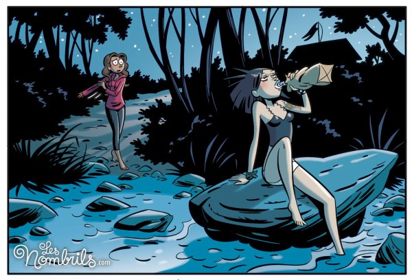 Vicky & Mégane extrait du tome 6