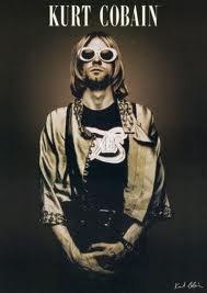 """""""Kurt Cobain"""" mon idol!"""""""