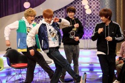 Super Junior Foresignt