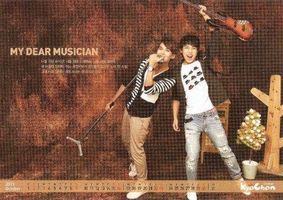 Calendrier 2011 Kyochon partie 2 !! !!