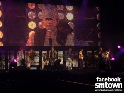 Article SM Town à Paris 2011 : 4 !! !! !!