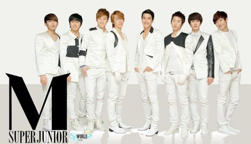 Super Junior M – Celebrity Tour Guides