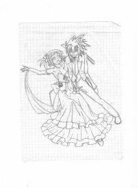 Mes dessins ^^