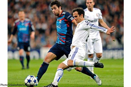 LDC 1/8 de finales /Real Madrid  - Lyon (3-0)