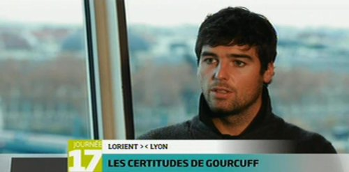 Yoann interview au CFC (11/12/11)