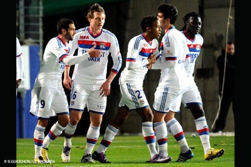Match Amical / Sc Bastia - Lyon   (0-2)
