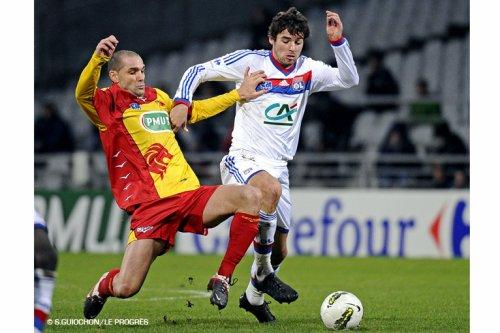 Match CDF / Duchére-Lyon  (1-3)