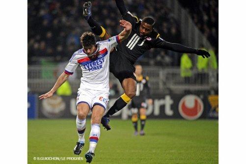 Match CDL / Lyon - Lille  (2-1)