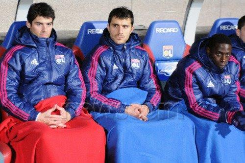 Match CDF / Lorient-Lyon  (2-4)