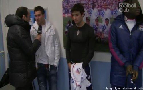 Match Ligue1 / 22ème Journée / Marseille - Lyon  ( 2 -  2 )