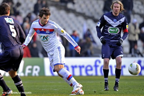 Match CDF / Lyon-Bordeaux  (3-1)