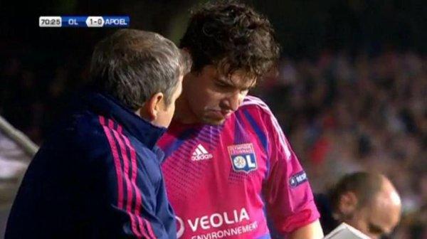 Match LDC / Lyon -  Apoel   (1-0)