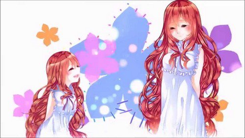 """""""Et chacun des mensonges que mes mains peignaient, laisseront une trace qui persistera à jamais."""" Gaiken to Naimen, Princessemagic."""