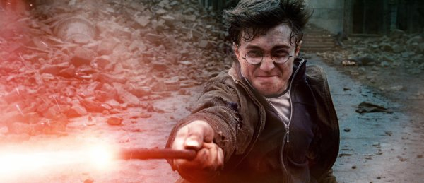 Harry Potter and The Deathly Hallows - Part 1& Part 2