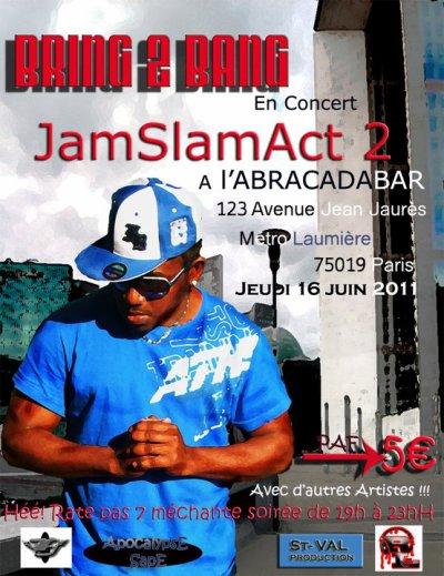 Concert Jam Slam Act 2
