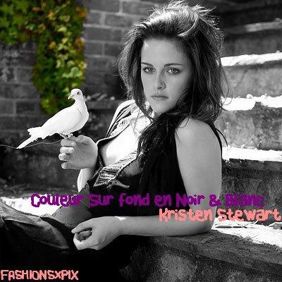 Astuce N°3 avec Photofiltre : Effet Couleur sur Noir & Blanc