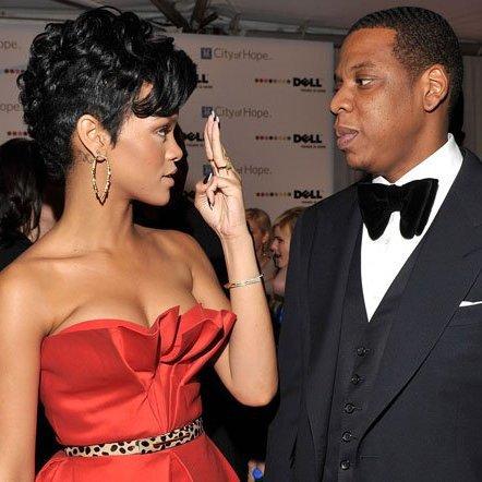 Rihanna madden Jay-z