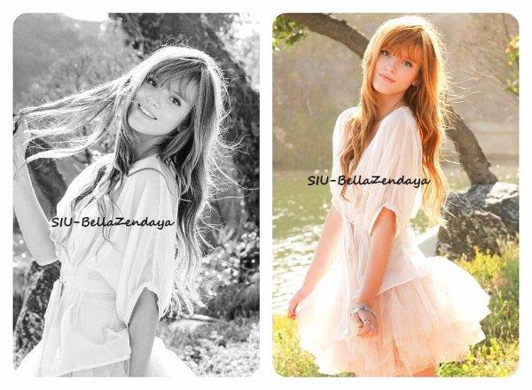 Nouvelles photo du photoshoot de Bella par sa mère, Tamara Thorne.